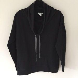 Old Navy Black Cowl Sweatshirt